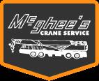 McGhee Crane Services Logo